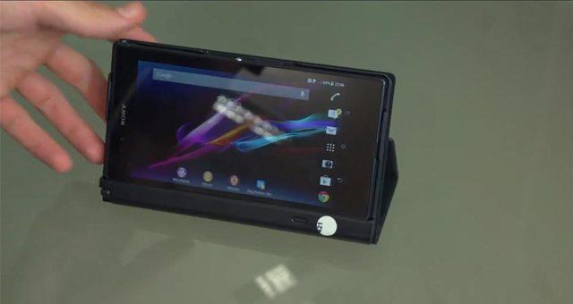 Видео обзор чехла Power Cover CP12 для Xperia Z Ultra