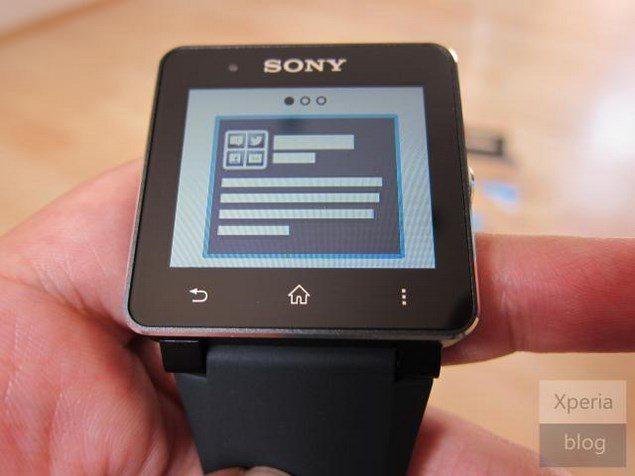 Обзор часов Sony SmartWatch 2. Распаковка, характеристики ...