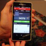 Ошеломляющие результаты Sony Xperia Z1 F Mini в AnTuTu Benchmark