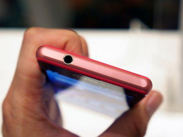 Фото, обзор, характеристики Sony Xperia Z1 f Mini (SO-02F)