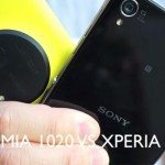 Тест камер Sony Xperia Z1 vs Nokia Lumia 1020 на видео. Сравнение фото и видео