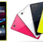 Фото Sony Xperia Z1f Mini и технические характеристики смартфона