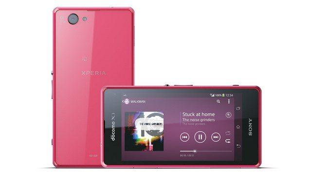 Фото Sony Xperia Z1f Mini и технические характеристики