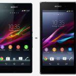 Видео со сравнением смартфонов Sony Xperia Z и Sony Xperia Z1 – экран и производительность