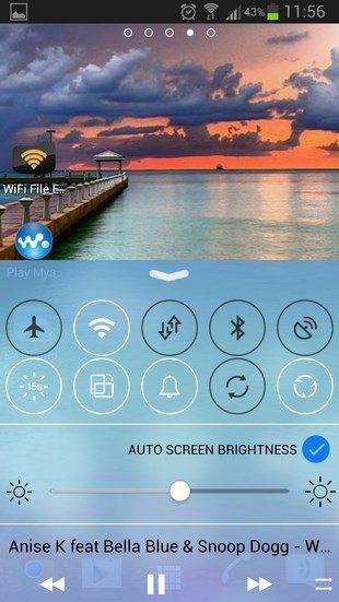Easy Controller – функциональная панель для Sony Xperia Z1, Z, M, V, S, J, L, Ultra,Tablet