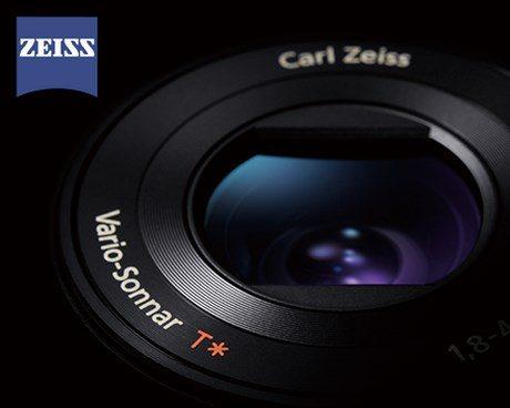 Спецификации и технические характеристики камеры-объектива Sony DSC-QX100