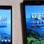 Сравнение экрана Sony Xperia Z и Sony Xperia Z Ultra Triluminos – обзор разницы в качестве изображения