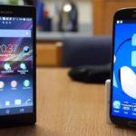 Небольшое сравнение Samsung Galaxy S4 vs Sony Xperia Z – видео обзор