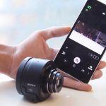 Обзор объектива-камеры Sony QX10 и его подключение и работа с Sony Xperia Z