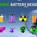 Веселая батарейка – прикольные виджеты для Иксперия