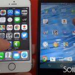 Сравнение скорости работы iPhone 5s и Sony Xperia Z1 – speed-тест