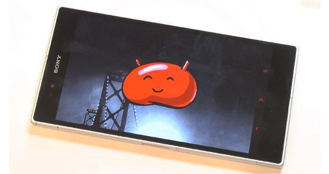 обзор новых функций в Sony Xperia Z Ultra с Android 4.3
