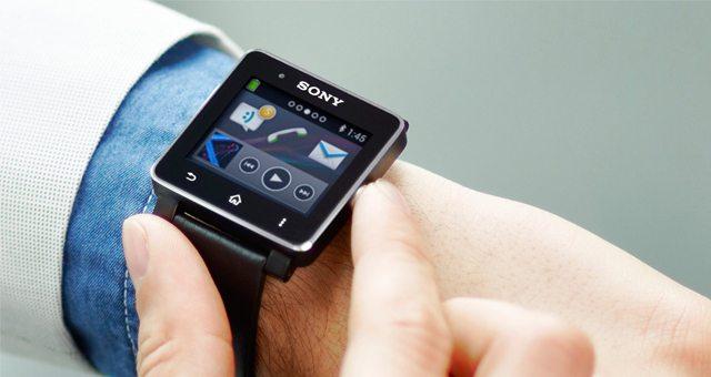 Обновление ПО для Sony SmartWatch 2