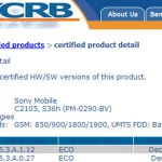 Возможно, сертифицирована версия прошивка 15.3.A.1.12 для Sony Xperia L будет Android 4.3