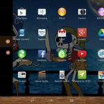"Новые ""Xperia Темы"" на Android 4.3 в планшете Sony Xperia Tablet Z"