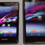 Экран Sony Xperia Z1 f Mini от Japan Display Inc. имеет лучшие углы обзора, чем у Xperia Z1