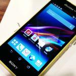 Тесты коммерческой версии Sony Xperia Z1 F в различных бенчмарках