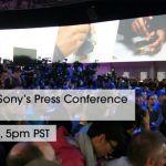 Смотреть онлайн трансляцию пресс-конференции компании Sony на CES 2014