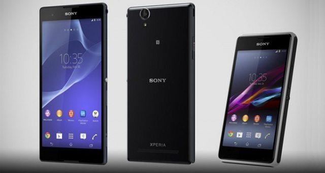 Стоимость Sony Xperia T2 Ultra и Sony Xperia E1 - цены в европе