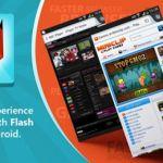 FlashFox Pro – андроид браузер с поддержкой flash для Android и Sony Xperia