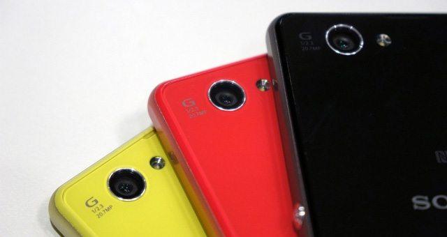 Фото с камеры Sony Xperia Z1 Compact и Full HD видео
