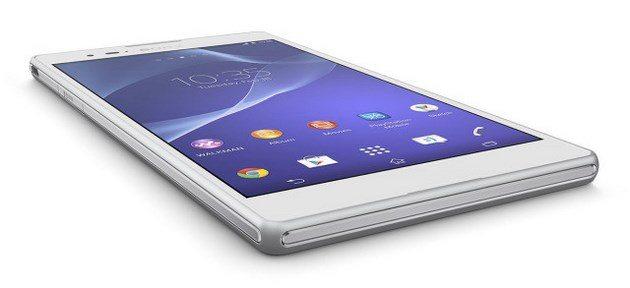 Смартфон Sony Xperia T2 Ultra (Dual) с 6-дюймовым экраном
