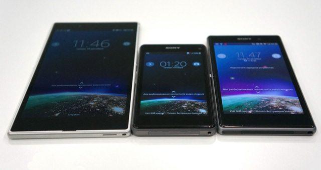 Короткий видео обзор Sony Xperia Z1 Compact на русском языке