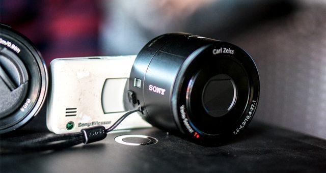 Примеры красивых фото снятых на Sony DSC-QX100