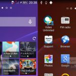 Интерфейс и новые функции в Android 4.4.3 KitKat на Sony D6503 Sirius