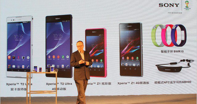 Предварительный обзор Превью Sony Xperia T2 Ultra, Sony Xperia E1, Sony SmartBand, Sony SBH-80