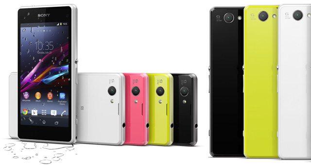 Новый mini-смартфон Sony Xperia Z1 Compact - характеристики и фото