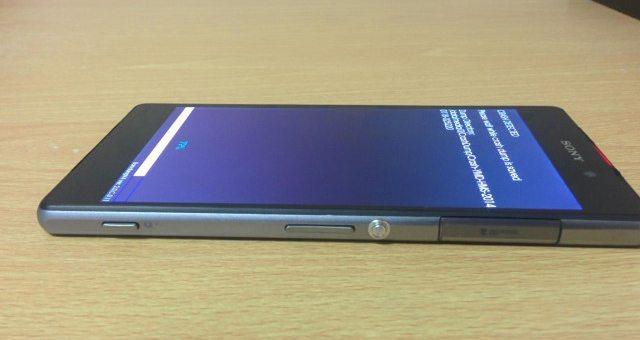 Известны технические характеристики Sony Xperia D6503 Sirius