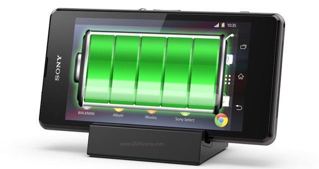 Время автономной работы Sony Xperia Z1 Compact - тест и сравнение