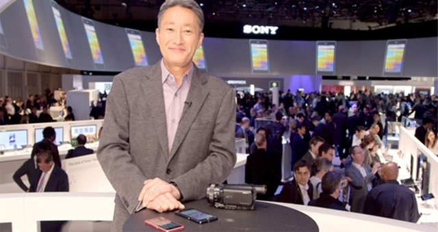 Видео новинок от Sony - итоги CES 2014