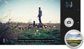Новый флагман Sony Xperia Z2 - приложения камеры флагмана