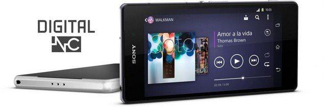 Новый флагман Sony Xperia Z2 - параметры и звук