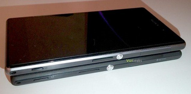 Новый смартфон Sony Xperia G - первое фото и характеристики