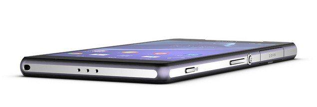 Новый флагман Sony Xperia Z2 - дизайн флагмана