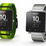 Для часов SmartWatch 2 выпустили два новых браслета – FIFA и Silver Metal Edition