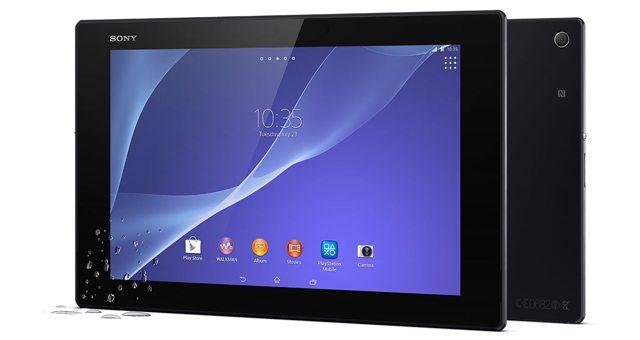 Выпустили новый планшет Sony Xperia Tablet Z2 - особенности и параметры гаджета