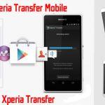 Приложение Xperia Transfer Mobile для переноса данных на Sony Xperia со старого смартфона