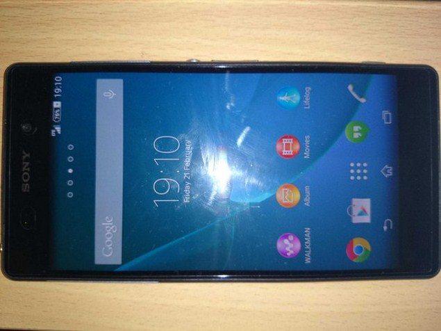 Несколько фото Sony Xperia Z2 (Sirius)