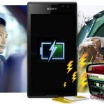 Результаты тестов автономной работы аккумулятора Sony Xperia C