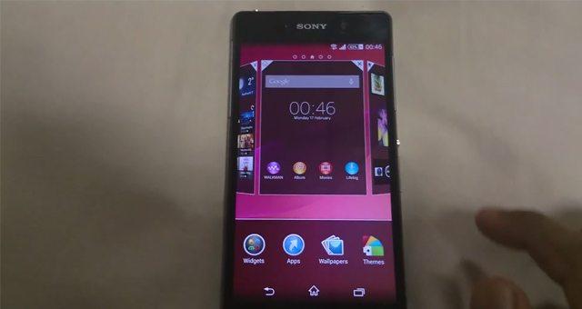 Sony Xperia Sirius D6503