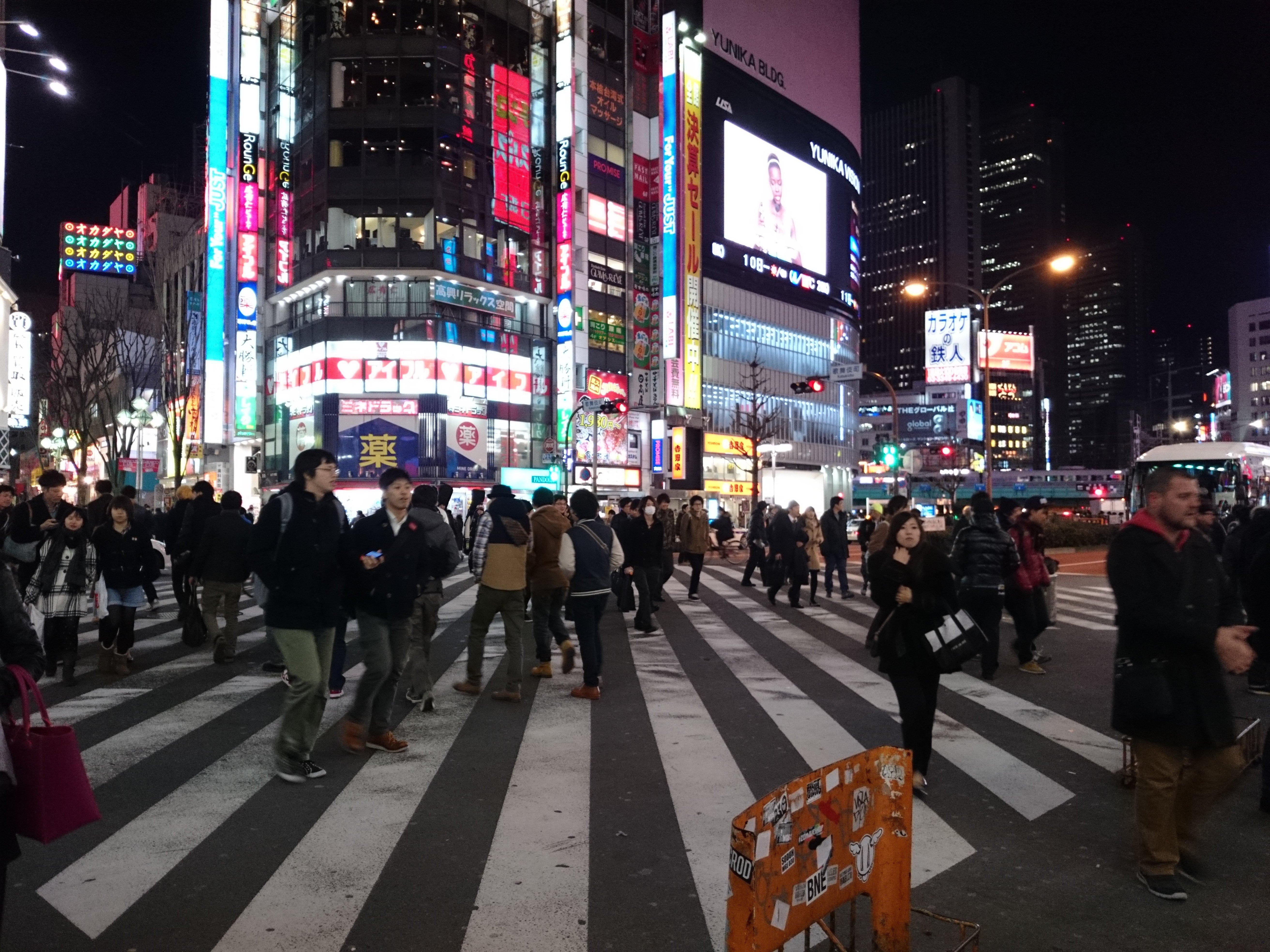 Фото с Xperia Z2 в ночное время суток