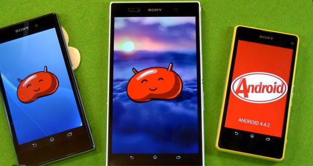 Обзор изменений и нововведений в Android 4.4 для Сони Иксперия