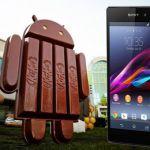 Дождались! Старт обновления прошивки Sony Xperia Z1, Z1 Compact, Z Ultra до Android 4.4 KitKat