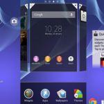 Приложения с Xperia Z2 портировали для других смартфонов Xperia с Android 4.3