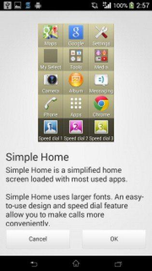 Приложения с Xperia Z2 с возможностью установки на Sony Xperia с Android 4.1-4.3