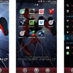 The Amazing Spiderman 2 – тема для Sony Xperia